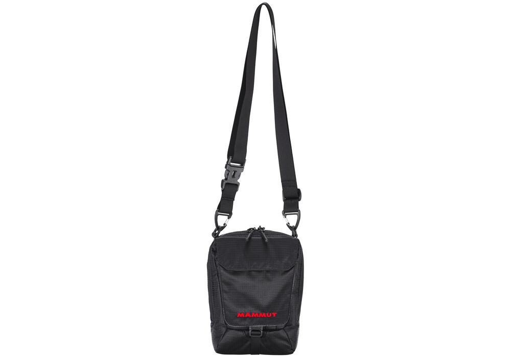 Outdoor Schoudertassen : Mammut tas pouch black l voordelig bij outdoor campz